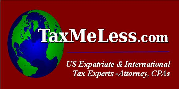 US Citizens Living Abroad, Expatriates, IRS Income Tax Explained
